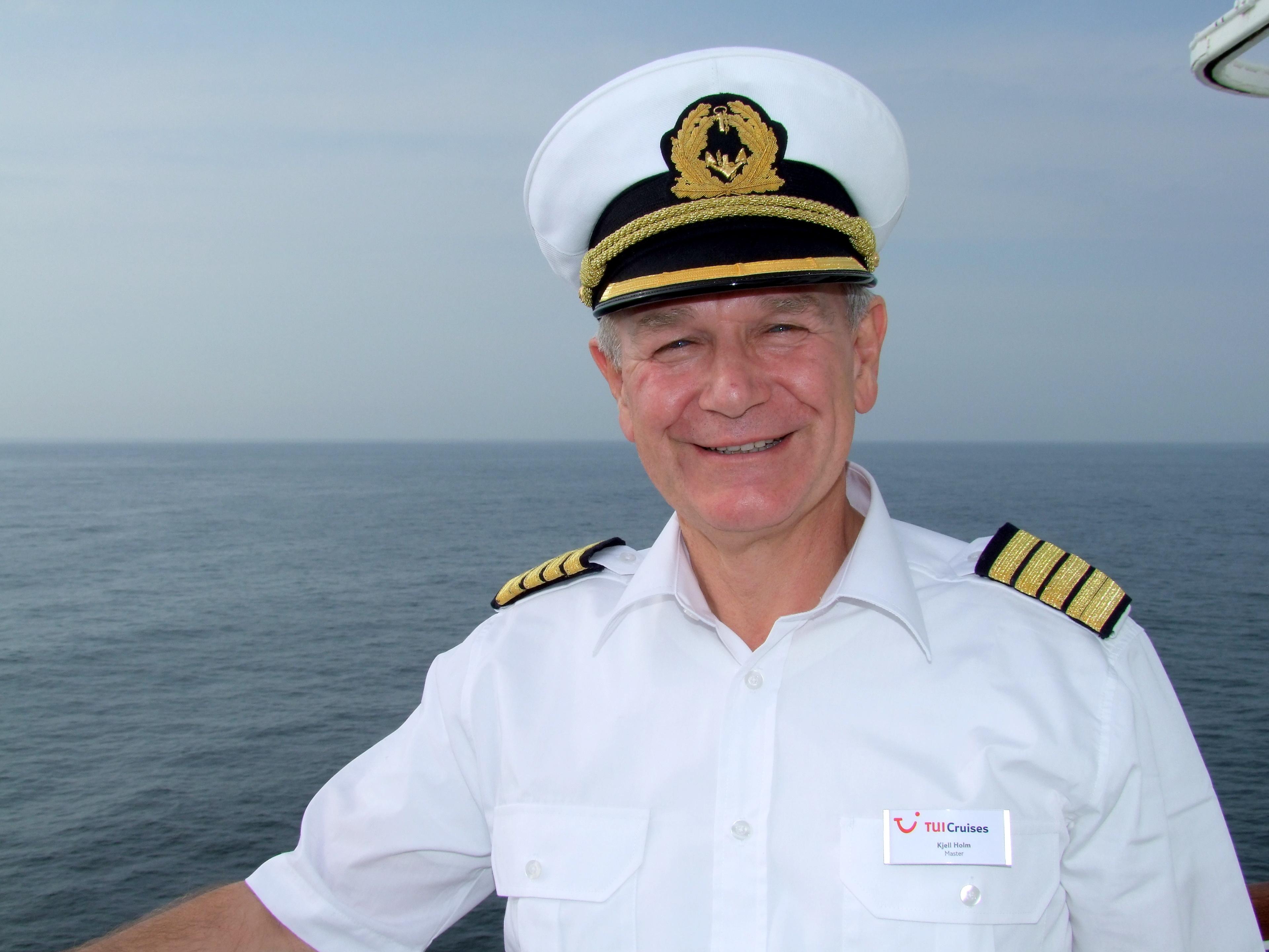 Mein Kapitän De Erfahrungen