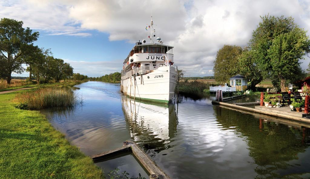 Foto: Göta Kanal Rederi / Strömma