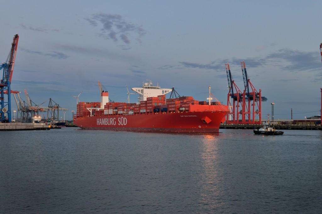 Foto: Hamburg Süd