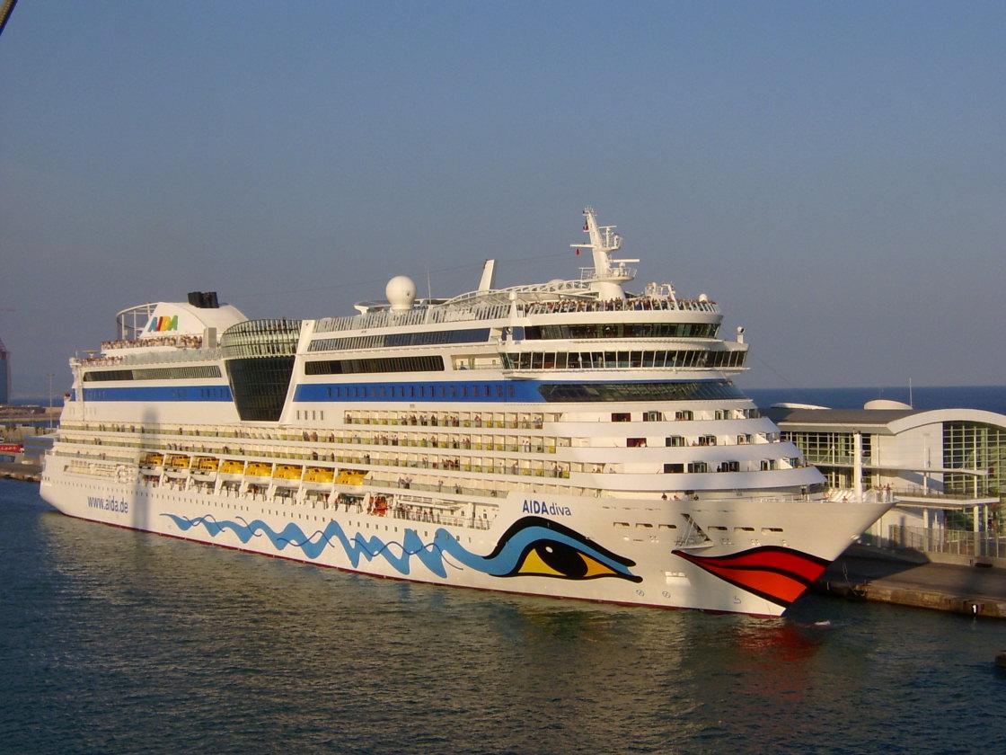 Raketenangriffe verfehlen in Israel knapp das Kreuzfahrtschiff AIDAdiva