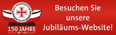 Seenotretter Jubiläums-Webseite