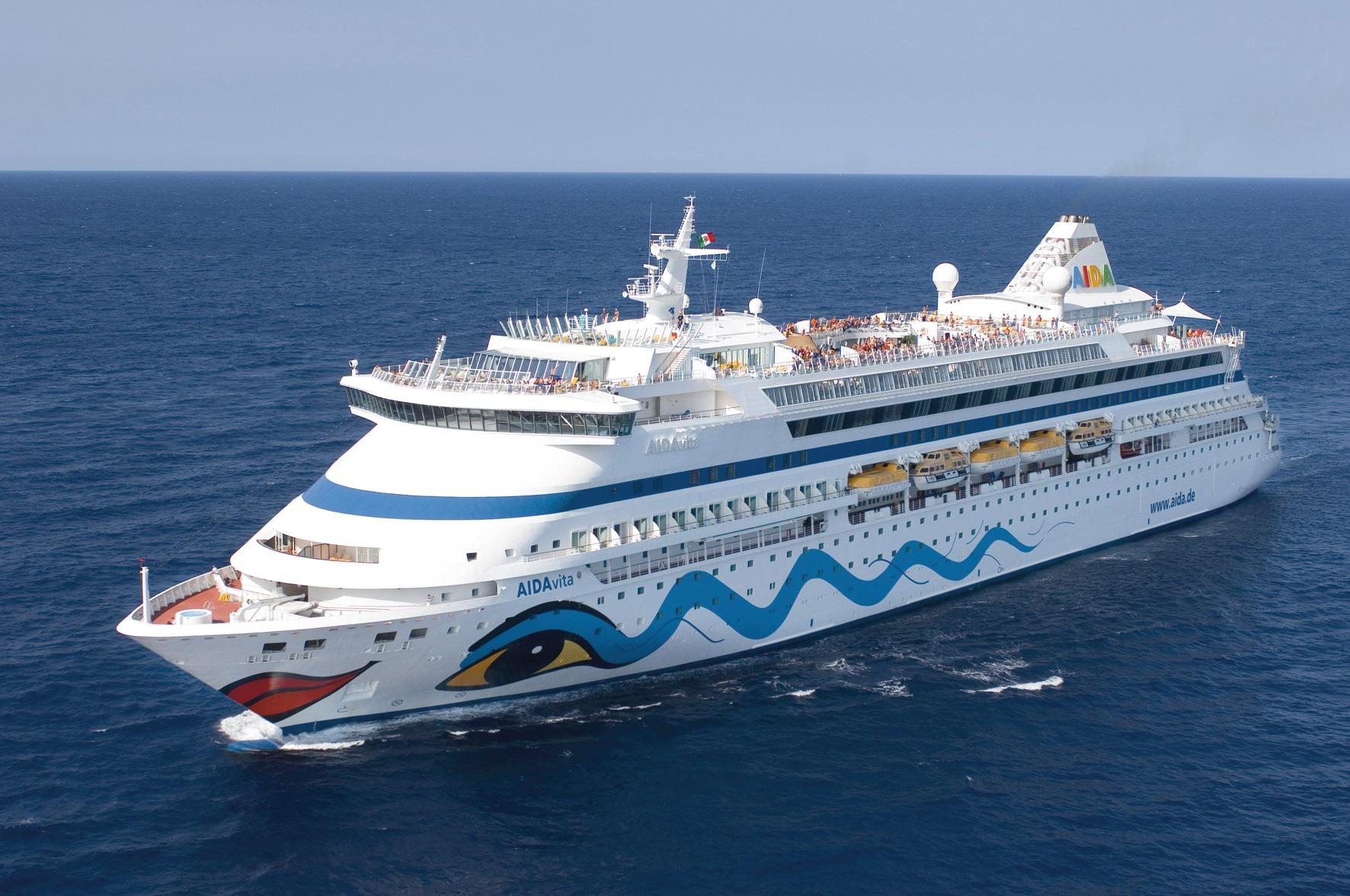 aida cruises zahlreiche neuerungen an bord der aidavita