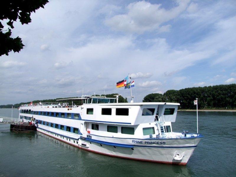 Flusskreuzfahrtschiff RHINE PRINCESS