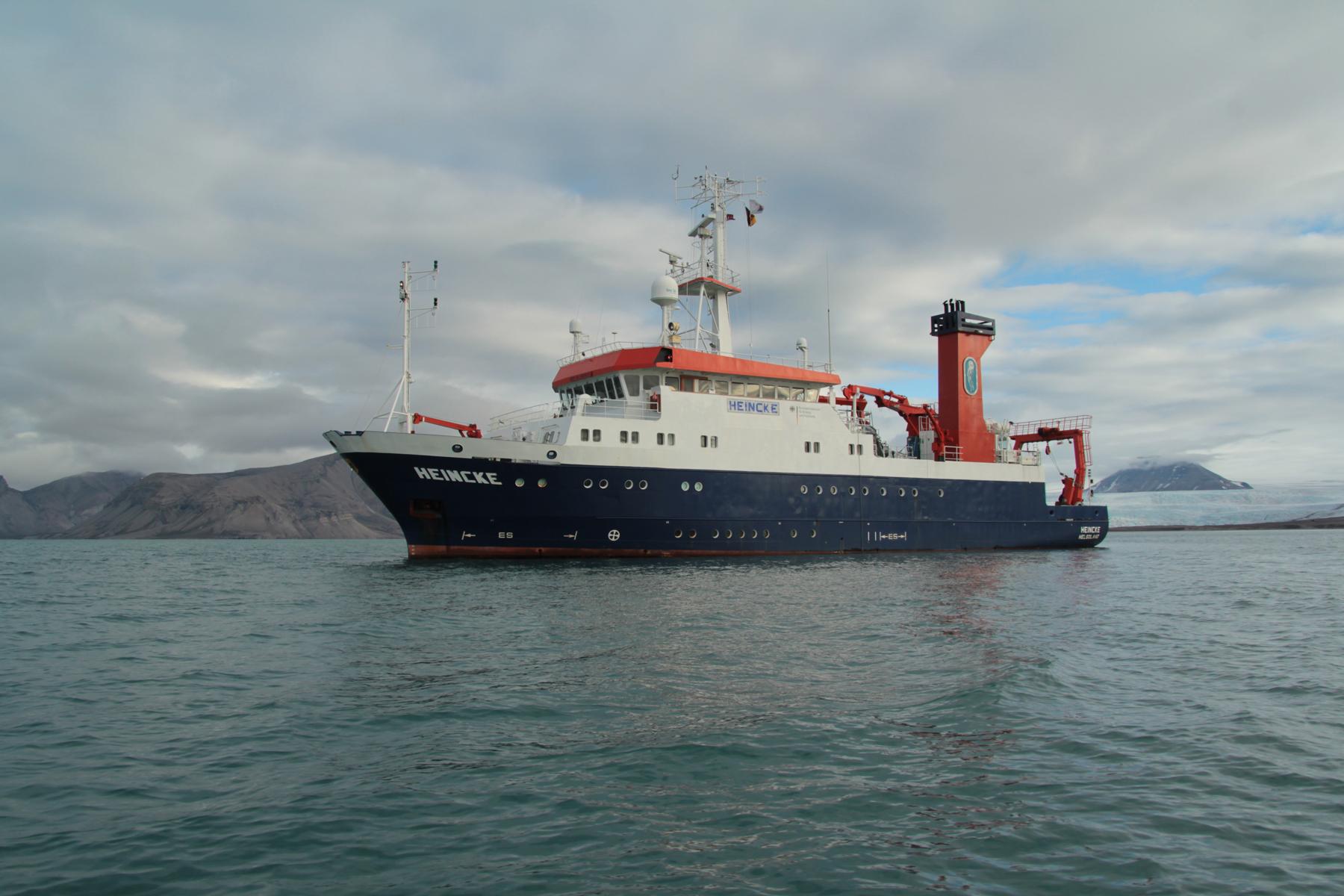 Schiff Außer Dienst