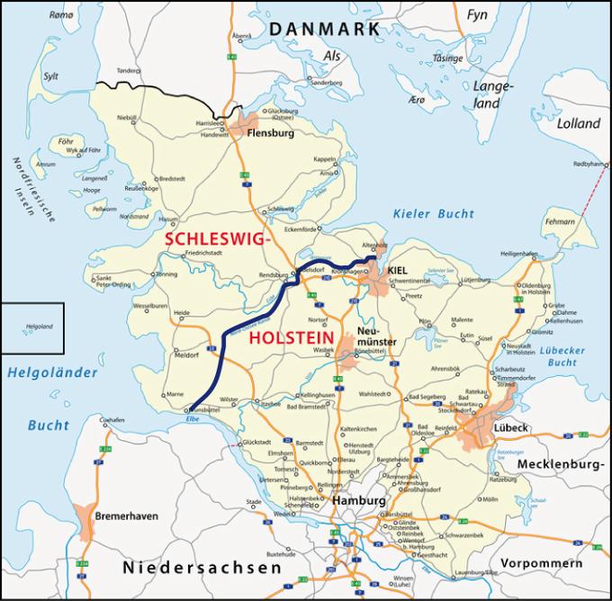 Nord Ostsee Kanal Eine Wichtige Abkurzung Wird 120