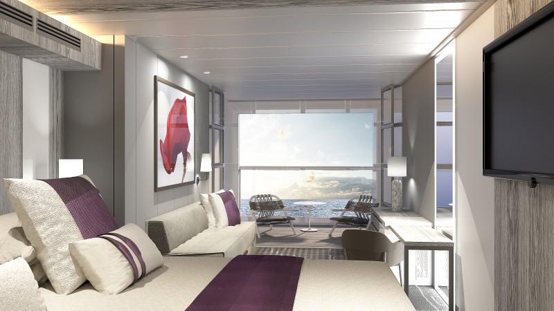 Celebrity Edge Die Neue Schiffsklasse Von Celebrity Cruises Erste Einblicke Bilder Amp Details