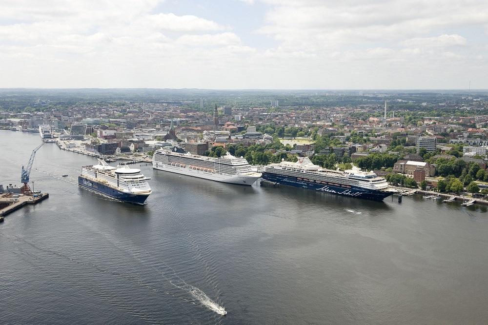 Goto: Port of Kiel / Peter Luehr