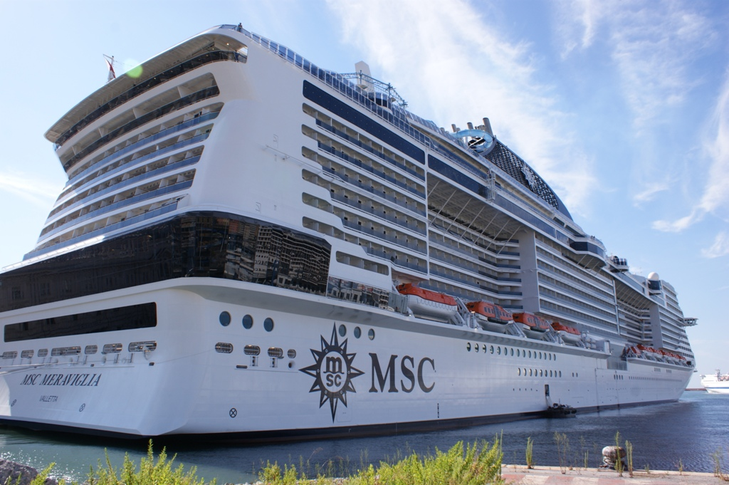Msc meraviglia informationen und bilder for Msc meraviglia foto