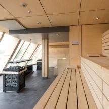 Mein Schiff 1 TUI Cruises Taufe in Hamburg-Sauna