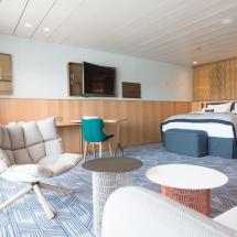 Mein Schiff 1 TUI Cruises Taufe in Hamburg-Suite