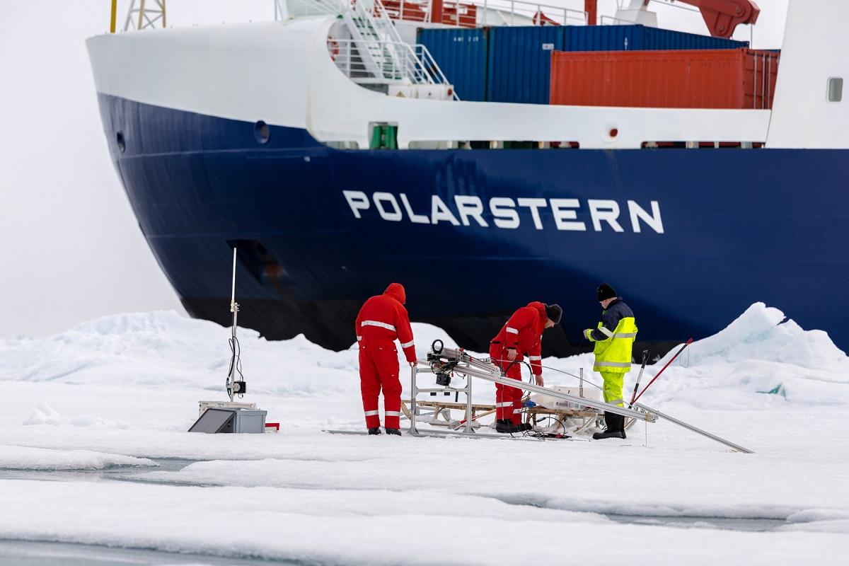 Polarstern Bremerhaven