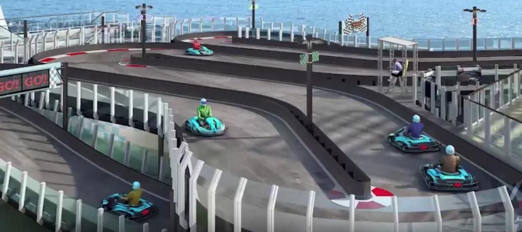 Screenshot: YouTube / Norwegian Cruise Line
