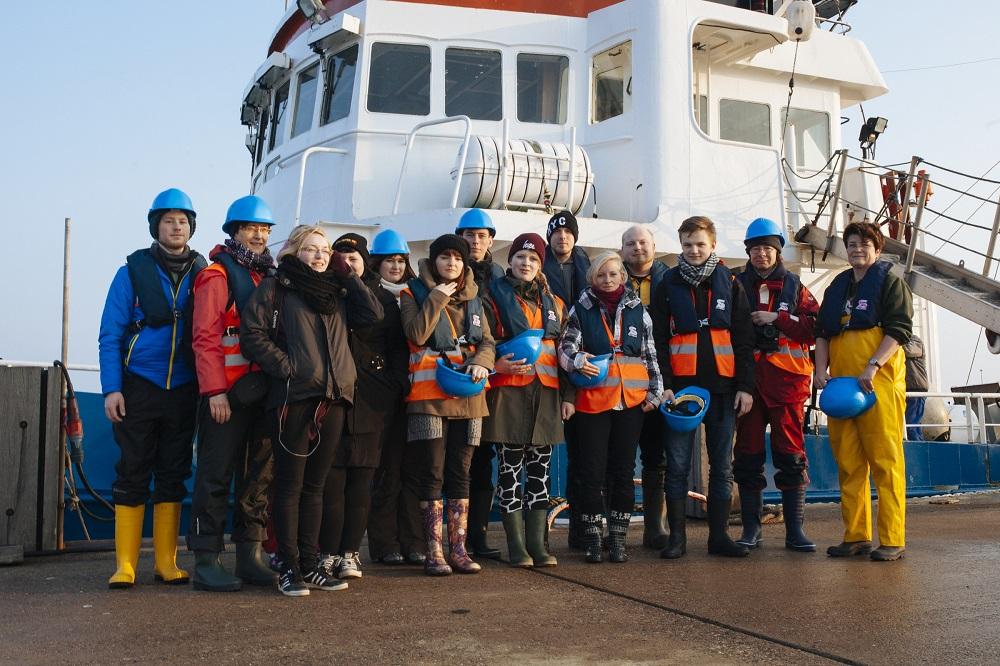 """Ozeanworkshop für Jugendliche """"Mehr Meer 2017"""" auf Helgoland: Jetzt ..."""
