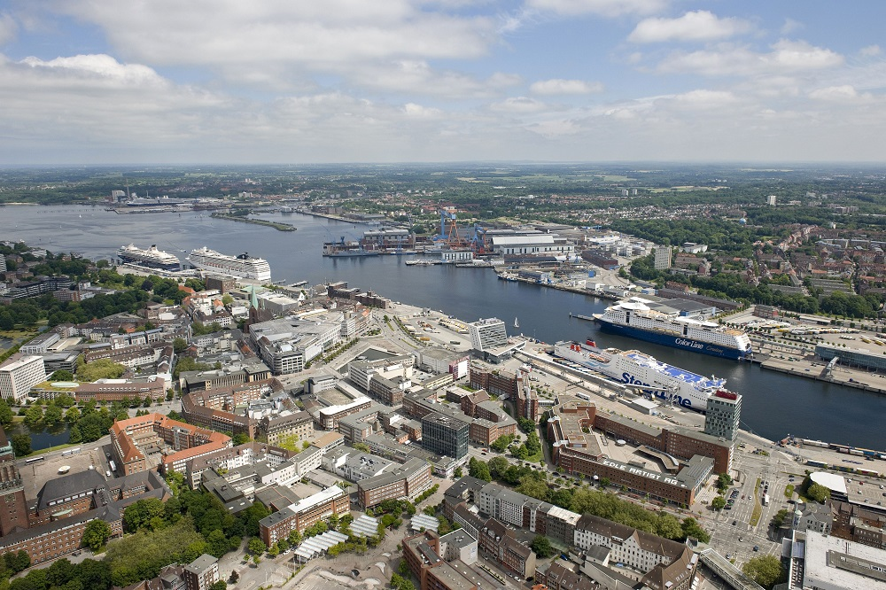 Foto: Port of Kiel / Peter Luehr