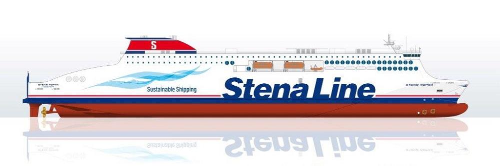 Grafik: Stena Line