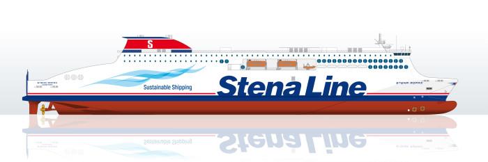 New Calmac Ferry Design